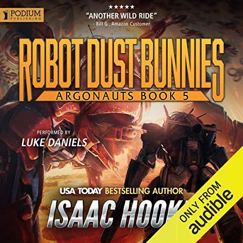 Robot Dust Bunnies cover art