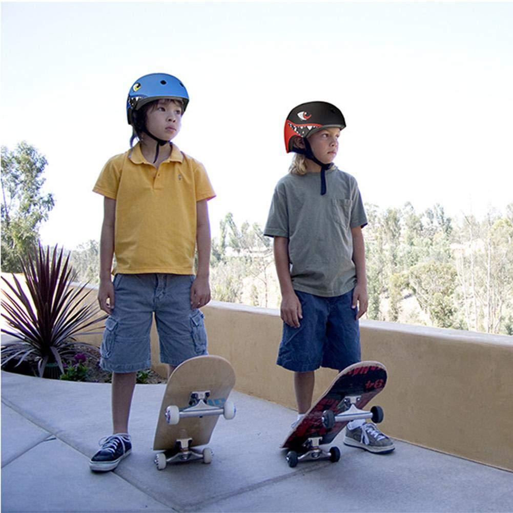 fllyingu Niños Bici Patinaje Equilibrio Casco de Seguridad ...