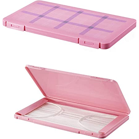 to Carry Container Mask Storage Case Storage Box Face Holder Face Mask Boxes