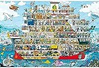 DSJHK パズル木製ジグソーパズル大人用キッズ減圧1000ピース男の子ガールフレンドギフトおもちゃゲーム家の装飾減圧漫画アニメ(Dピース)パズルジグソーパズル