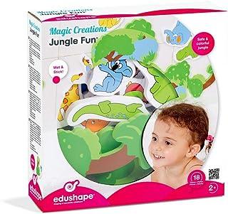 Edushape Tub Fun Jungle Bath Toys