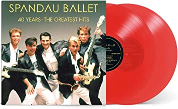40 Years: The Greatest Hits [Red Colored Vinyl]