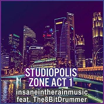 Studiopolis Zone Act 1 (feat. The8BitDrummer)