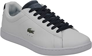 d53013a125 Lacoste Carnaby Evo 317 1 Spw White Navy 734spw0006042 pointure 36