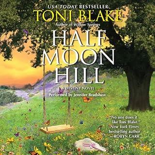 Half Moon Hill audiobook cover art