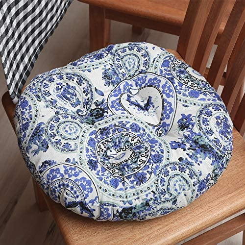 Minmina Tatami Chair Cushion Modern Tatami Fart Cushion Japanese Dining Table Chair Cushion Round Stool Cushion Removable And Washable Cushion 40 X 40 Cm Amazon De Kuche Haushalt