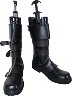 14th Machine War Yorha No.9 Type S Scanner Unit 9S Long Cosplay Shoes Boots