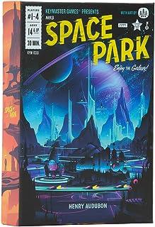 Keymaster Games KYM0301 Space Park, Multicolor alfonbrilla p