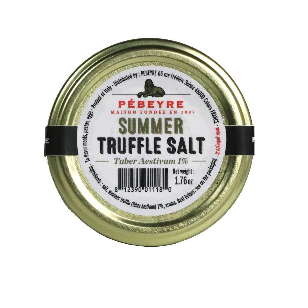 Pebeyre Summer Truffle Salt 1.8 Popular A surprise price is realized brand oz 50g