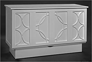 fu-chest Queen CREDEN-ZZZ Brussels Cabinet BEDNEW White Color and Style