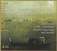 Vivaldi: Cello Concertos by Ensemble Explorations (2013-06-11)