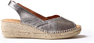 Toni Pons BERNIA-P - Espadrille for Woman Made of Leather.