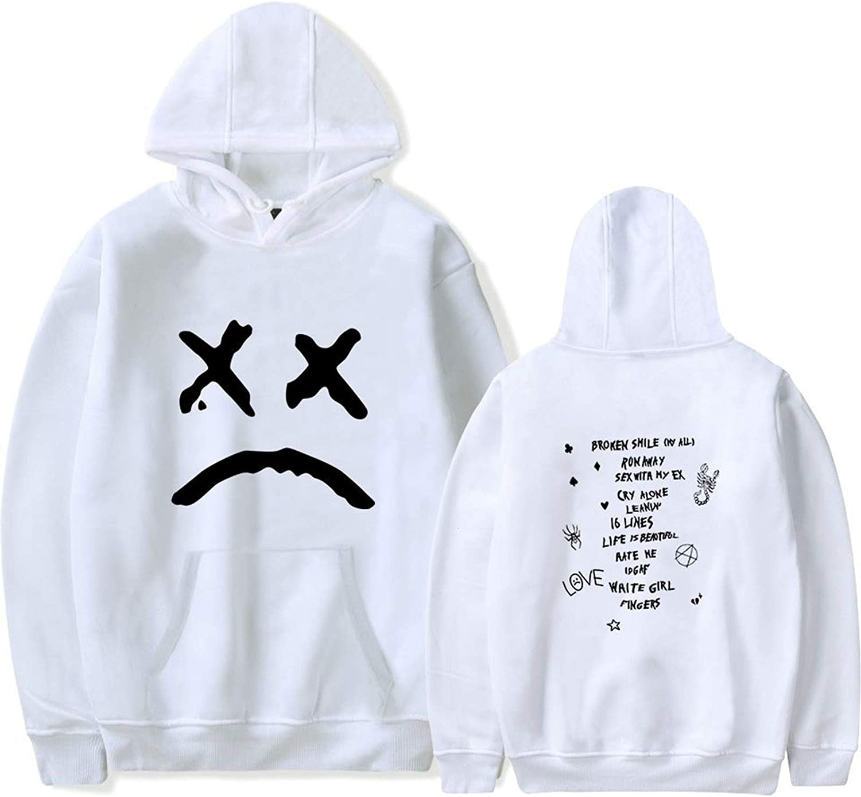 SevenDwarf Lil Fashion Unisex Hoodies Sweatshirts Topics on TV Women Very popular Peep Men