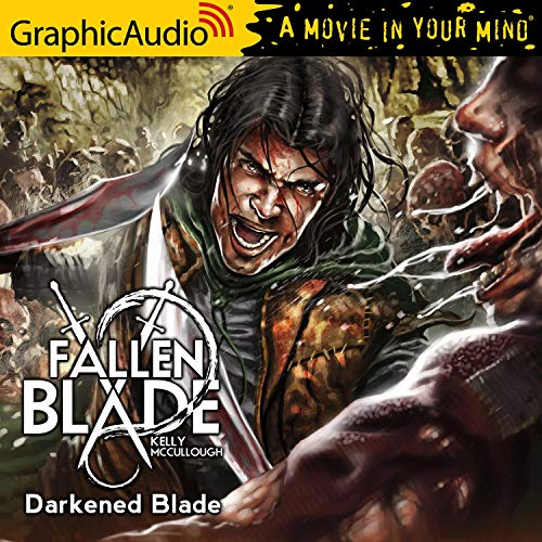 Darkened Blade [Dramatized Adaptation] cover art