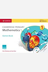 Cambridge Primary Mathematics Stage 1 Games Book with CD-ROM (Cambridge Primary Maths) Paperback