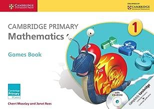 Cambridge الأساسية والرياضيات مرحلة واحدة من ألعاب الكتاب مع على قرص مدمج (Cambridge maths الأساسية)