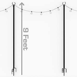 Best patio light pole Reviews