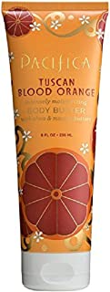 Pacifica Tuscan Blood Orange Body Butter, 8 Ounce (PAC3209)