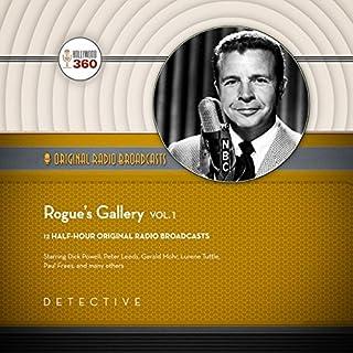 Rogue's Gallery, Vol. 1 cover art