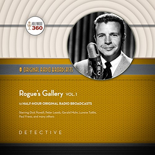 Rogue's Gallery, Vol. 1 cover art