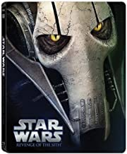 Star Wars: Revenge of the Sith Steel Book