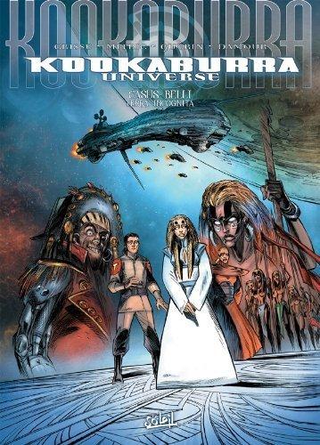 Kookaburra Universe T15: Casus Belli Terra Incognita de Rémi Guérin (25 janvier 2012) Album