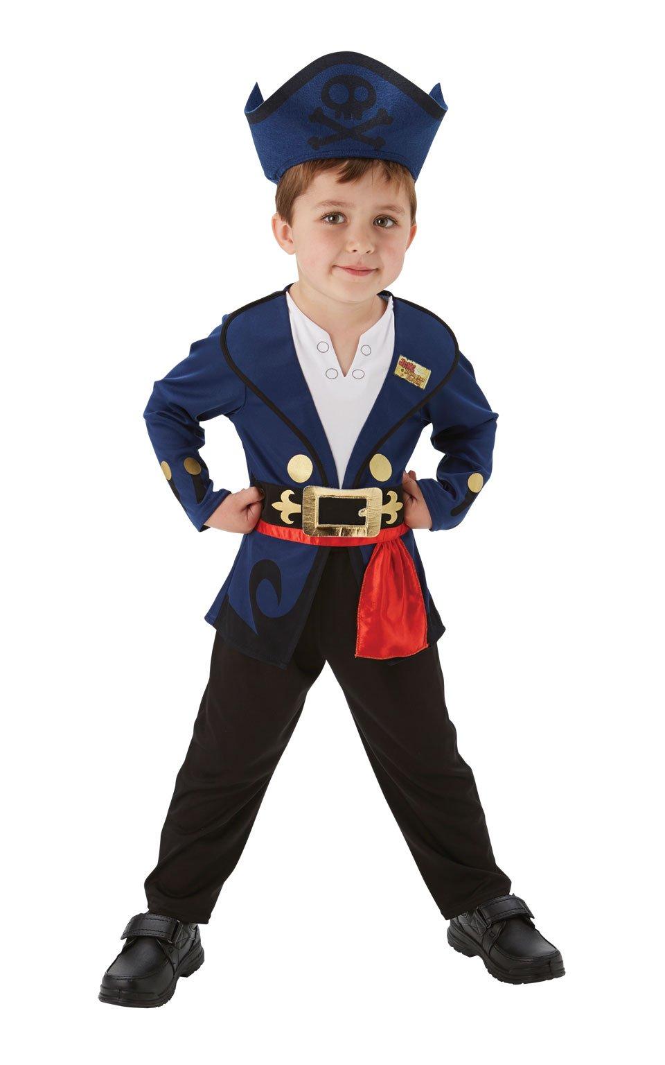 Rubies - Disfraz Oficial de Jake y los Piratas de Nunca Jamás ...