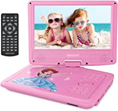 "DBPOWER 11.2"" Portable Kids DVD Player with Built-in Rechargeable Battery, 9"".."