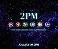 2PM - Galaxy Of 2Pm Repackage +Bonus (CD+2DVDS) [Japan LTD CD] ESCL-4647 by 2PM