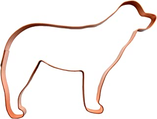 Leonberger Copper Dog Cookie Cutter