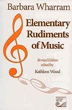 WT01 - Elementary Rudiments of Music