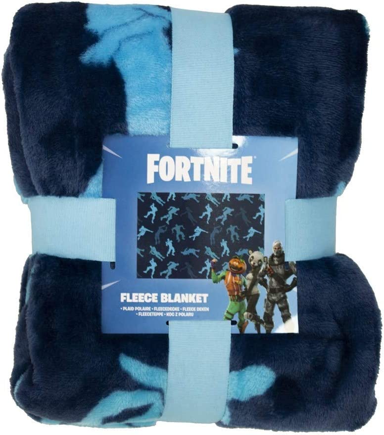 Luxury Character World Fortnite Shuffle Flannel Fleece Direct store Blanket