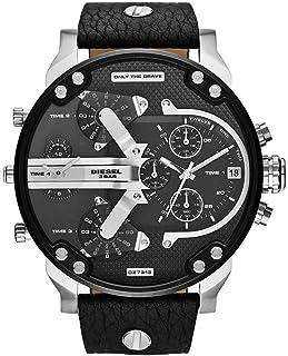 Diesel DZ7313 Mr. Daddy 2.0 Black Dial Men's Chronograph Watch
