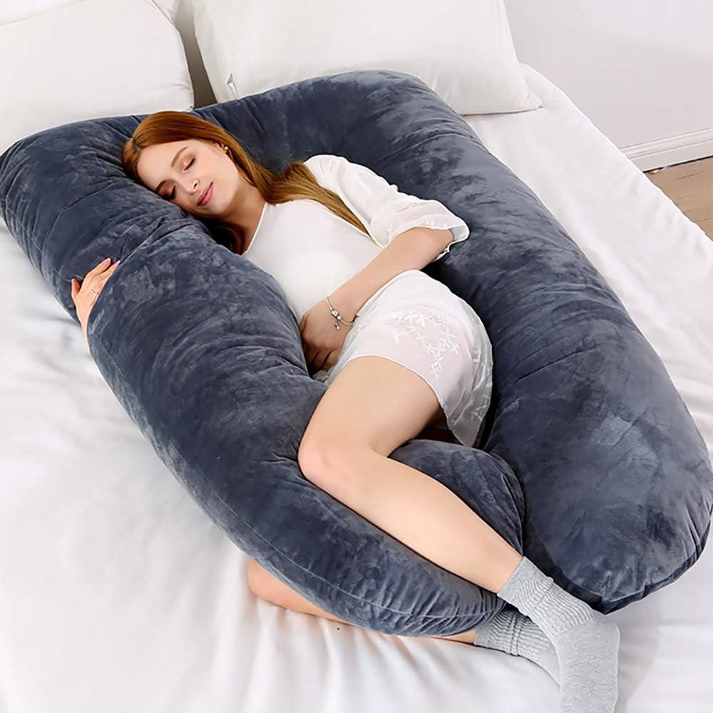 Toplimit Pregnancy Pillow, U Shaped 55