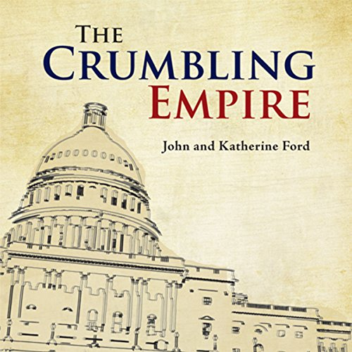 The Crumbling Empire audiobook cover art
