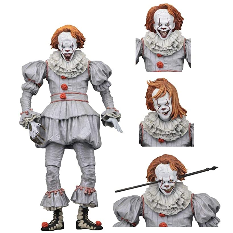 "NECA - IT - 7"" Scale Action Figure - Ultimate Well House Pennywise (2017)"