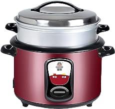 Rijstkoker-stomer, (5L-900W) huishoudelijke rijstrijstrijstkoker met automatische warmteconservering, voor 4-6 personen