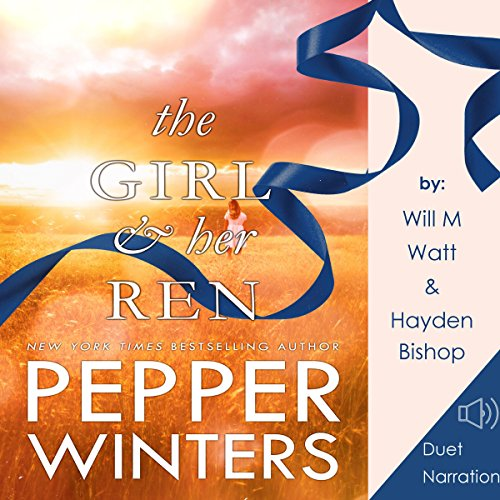 The Girl and Her Ren  audiobook cover art