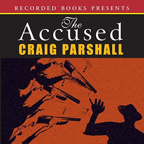 The Accused audiobook cover art