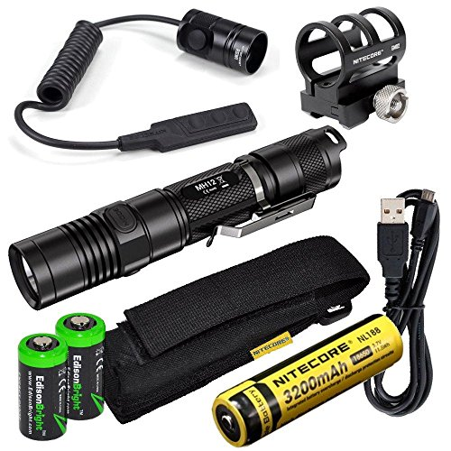 Nitecore MH12 1000 Lumens CREE LED long...