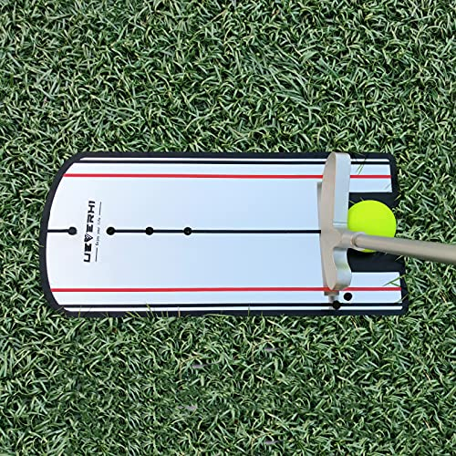 """Golf Putting Alignment Mirror 