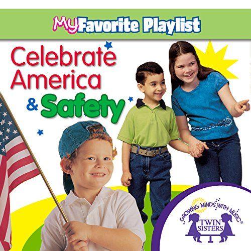 Celebrate America and Safety audiobook cover art
