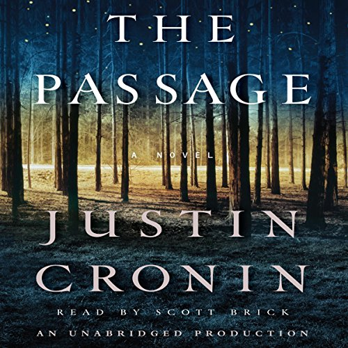 The Passage audiobook cover art