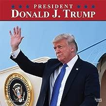 President Donald J. Trump 2020 12 x 12 Inch Monthly Square Wall Calendar, Celebrity Apprentice President Trump Tower Republican POTUS