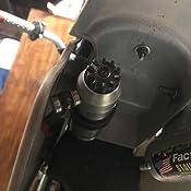Blue, 1500mm 10mm 28/° Port 2400mm Length 300mm Motorcycle Triple Protection Front Brake Line