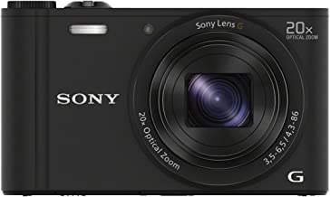 Sony DSC-WX350 - Cámara compacta de 18.2 MP (Pantalla de 3