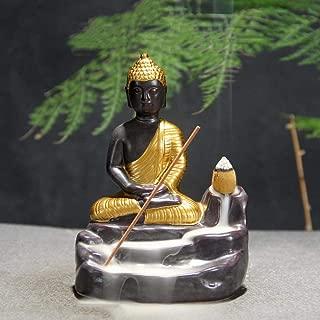 INtrenDU/® Poseedor de Incienso de Buda Porta-inciensos