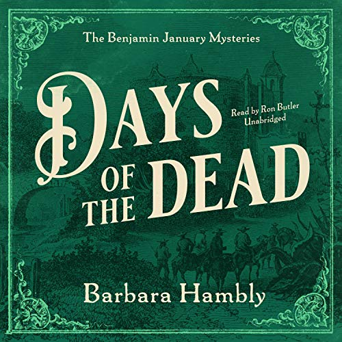 Days of the Dead Audiobook By Barbara Hambly cover art