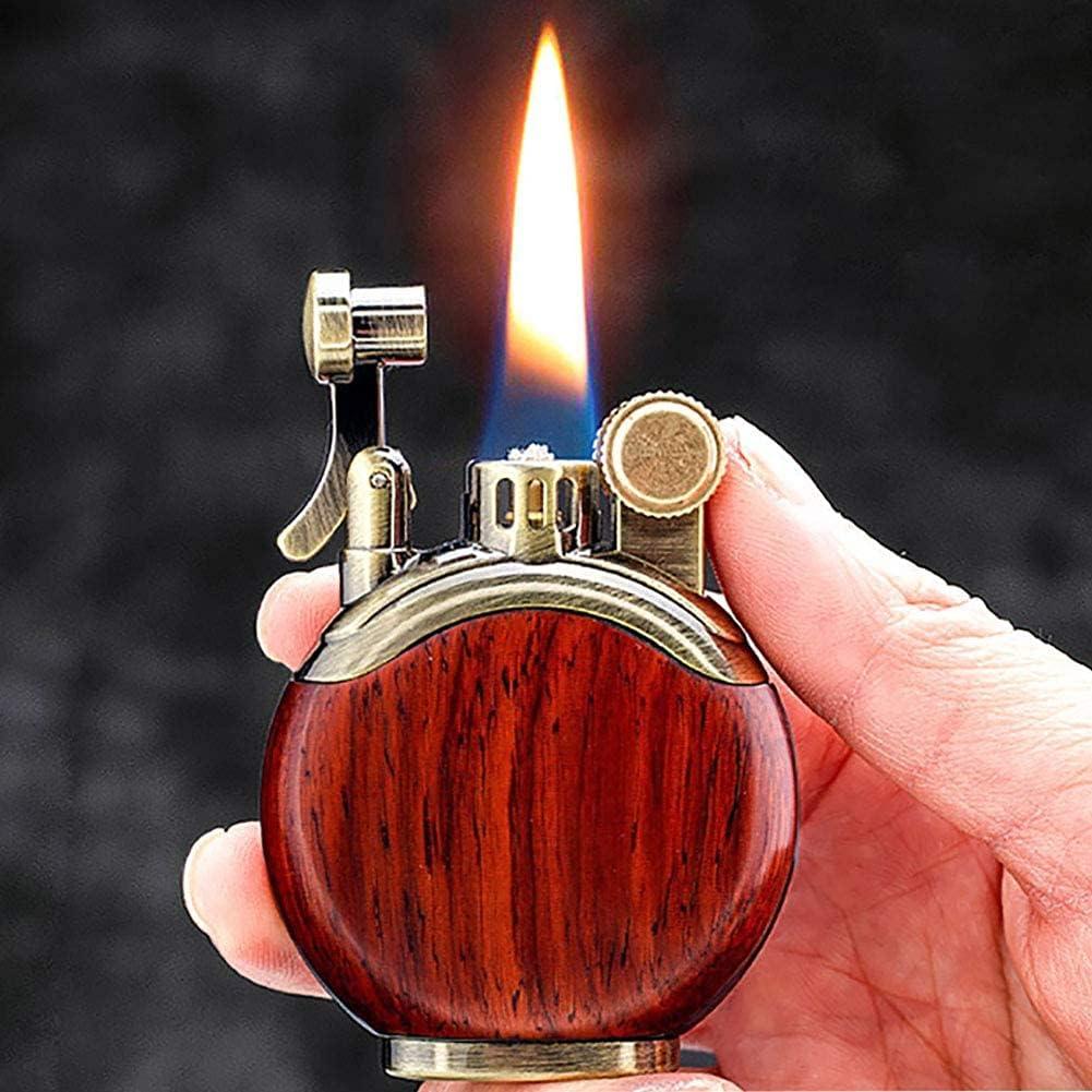 CGDX Vintage Antique Gifts Denver Mall Trench Lighter Sandalwood Cool for Lighters