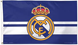 WinCraft Real Madrid Logo Flag